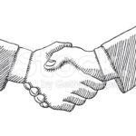 stock-illustration-25852287-business-handshake-drawing