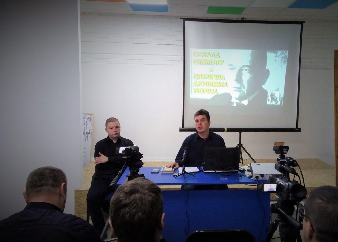 Освалд Шпенглер и циклична теорија друштва – др Саша Гајић