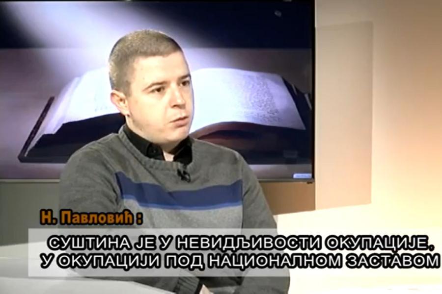 """Никола Павловић на ТВ Мост: """"Усталасали смо мочвару политичке коректности!"""""""