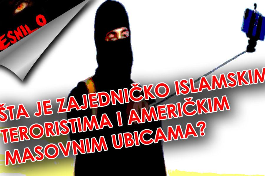 Шта је заједничко исламистима и америчким масовним убицама? | Беснило